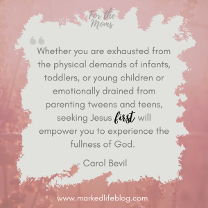 For the Moms - Bold & Brave